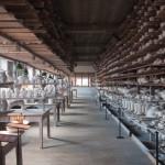 Visite des usines Bernardaud