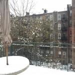 L'hiver à New York et un petit retour éclair à Paris